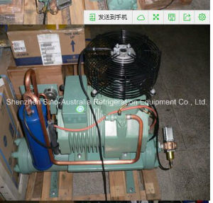 Water-Cooled Bitzer Condensing Unit / Cooling Unit / Refrigeration Unit (water chiller) pictures & photos