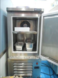 -35 Degree Full Stainless Steel Gelato Mini Blast Freezers pictures & photos