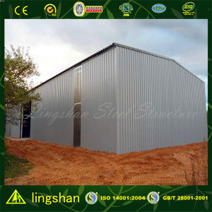 New Design Steel Structural Cold Warehouse Prefabricated Warehouse pictures & photos