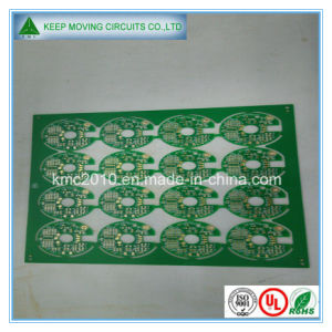 PCB 2 Layers Rigid Board Fr4 1.6mm 1oz Copper Immersion Gold pictures & photos