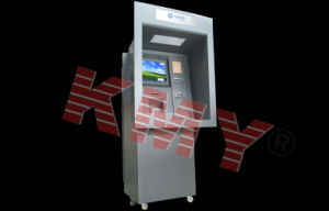 Customized Touch Screen Bill Acceptor Kiosk with Thermal Printer pictures & photos