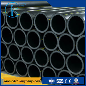 PE80 Plastic Gas Pipe Diameter pictures & photos