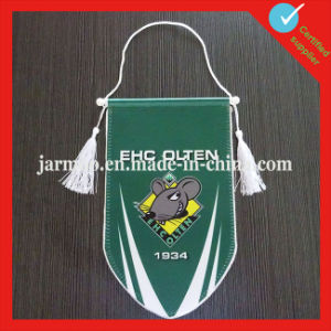 Custom Satin Football Club Flag pictures & photos