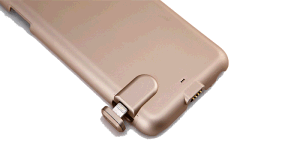 New Items - Mobile Phone Cover Gadget with Portable Power Bank for iPhone 6+ pictures & photos