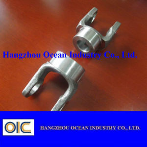 Agriculture Pto Shaft Plain Bore Yoke C (keyway threaded hole) pictures & photos