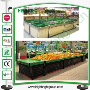 Fashion Design Store Vegetable and Fruit Display Racks pictures & photos