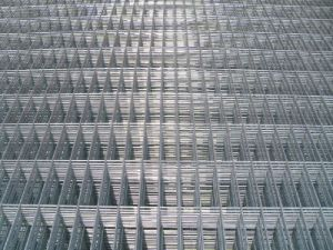 Welded Wire Mesh Sheet Panel Galvanized PVC Coated pictures & photos
