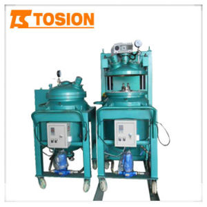 APG - 1210 Hydraulic Molding Machine APG Epoxy Resin Automatic Pressure Gel Equipment pictures & photos