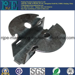 China Supplier Custom Precision Cutting and Bending Metal Parts pictures & photos