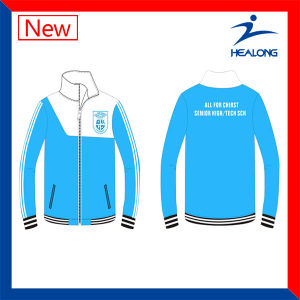 Healong Designer Sportswear Dye Digital Printing Jackets for Sale pictures & photos