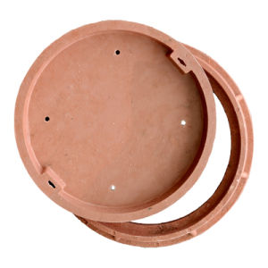 Round FRP Cover Holding Bricks