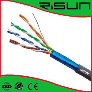 FTP Cat5e&6 Cable Frpvc pictures & photos