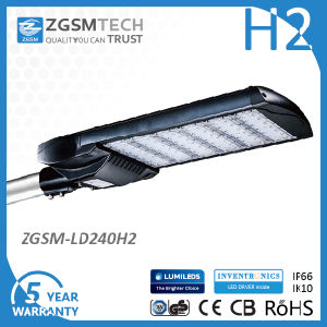 240W Street LED Lamp with Ce RoHS Lm-80 pictures & photos