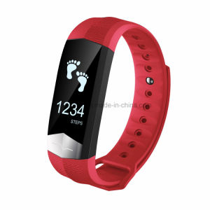 Wristband Bluetooth Smart Bracelet with Healthy Monitor and Waterproof A01 pictures & photos