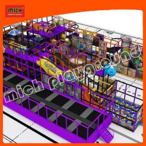 Big Indoor Children Playground Equipment for Family Entertainment Center pictures & photos