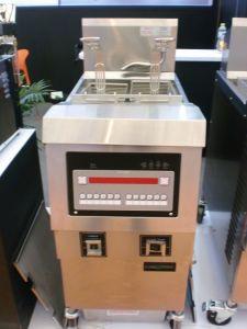 Gas Deep Fryer/Gas Deep Open Fryer/2 Tank Gas Deep Fryer pictures & photos