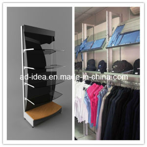 Garment Display Stand/5-Layer Exhibition Rack (GARMENT-1112) pictures & photos