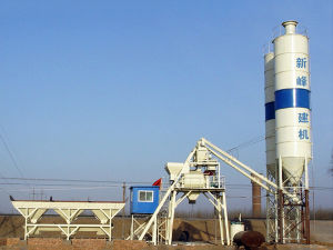 Top Quality Hzs35 Small Concrete Batching Plant Manufacturer pictures & photos