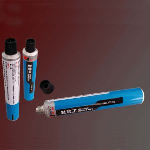 Aluminum Disposable Tube for Acrylic Paint Tubes pictures & photos