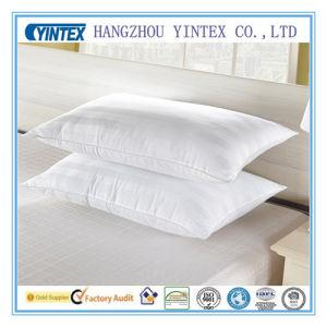 Elegant Japanese White Plain Pillow pictures & photos