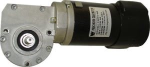 DC Worm Gear Motor for Automatic Valve pictures & photos