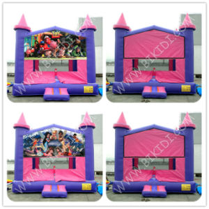 Commercial Cheap Inflatable Jumping Bouncer for Sale, Theme Iinflatable Air Bouncy House B2212 pictures & photos