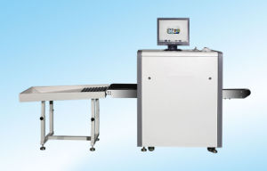 Small Type X-ray Baggage Scanner for Security pictures & photos