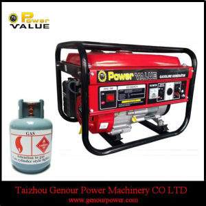 Factory Price China 2.5kw LPG Generator Sets for Sale pictures & photos