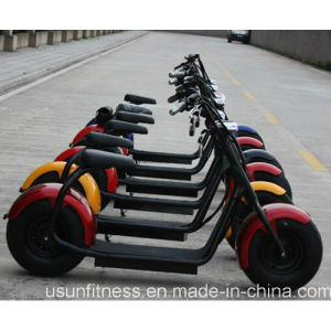 The Popular Two Wheel Electric Scooter with Bluetooth pictures & photos