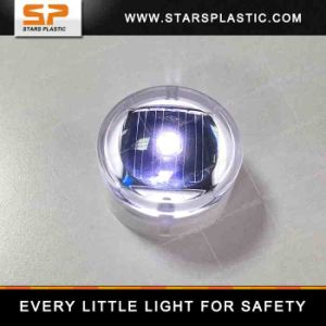 Wholesale High Strength Plastic Embedded Type Mini Reflective Solar LED Road Stud pictures & photos