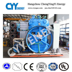 Oil Free Lubrication Water Cooling Piston Air Compressor pictures & photos