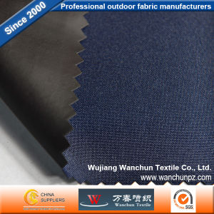 Polyester 150d 150t PVC Fabric for Bag pictures & photos
