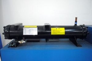 200kw ISO9001 Certificationcustomized Shell and Tube Condenser