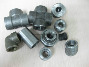 Forged Steel High Pressure Threaded/Sw Hexagon Bushing pictures & photos