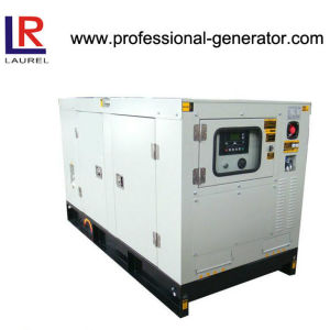 Silent Diesel Generator Water-Cooled Multi-Cylinder 20kw - 27kw pictures & photos