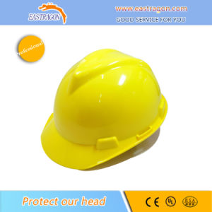 ABS Shell V Type Safety Helmet for Sale pictures & photos