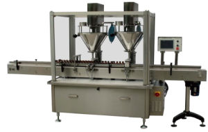 Wenzhou Zhonghuan Automatic Powder Filling Machine Powder Packing Machine pictures & photos