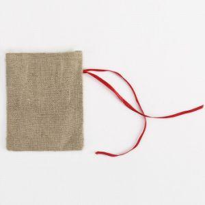 Natural Jute Drawstring Bags
