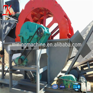 Wheel Sand Wash Machine Sand Washer pictures & photos