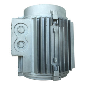 Aluminum Extrusion Motor Shell with Die Casting pictures & photos