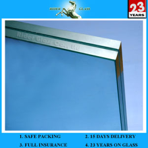 Commercial and Residential 5+9A+5mm Curtain Double Glass Building Wall Glass with AS/NZS2208: 1996 pictures & photos