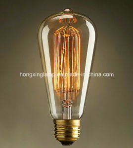 Edison Bulb -Antique Style Bulbs (ST64) pictures & photos