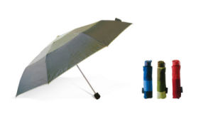 16 Ribs High Quality Strip Border Aluminium Shaft Umbrella (YS-SM26163453R) pictures & photos