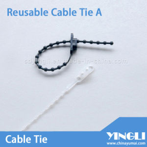 Bead Type Reusable Cable Tie pictures & photos