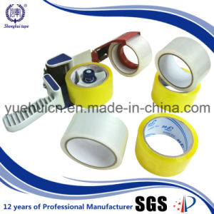 Acrylic Carton Sealing Yellowish Acrylic Adhesive Tape pictures & photos