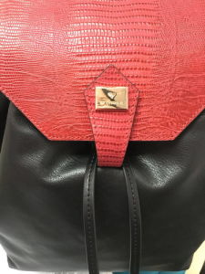 Wholesal Fashion Lady Leather Backpack with Hight Quality (MA03) pictures & photos