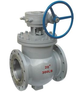 Cast Steel Top Entry Flanged Ball Valve