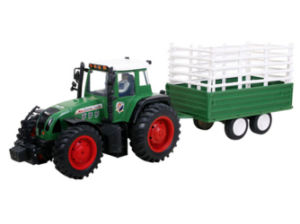 Friction Farmer Truck Plastic Toy Vehicle (H5903021) pictures & photos