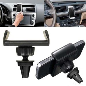 Universal Portable Elastic Car Air Vent Plastic Mobile Holder pictures & photos