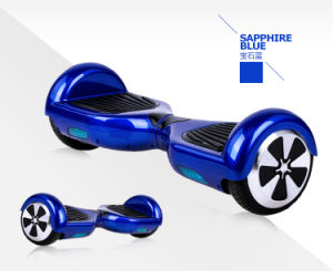 Electric 2 Wheels 6.5 Inch Dirt Self-Balancing Hoverboard pictures & photos